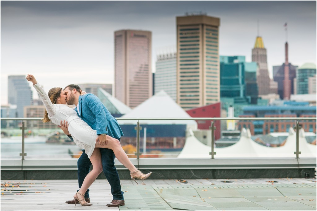 Four Seasons Rooftop Proposal : Becca & Brandon