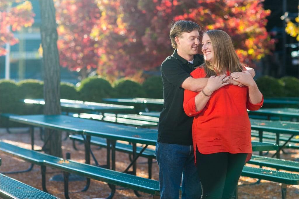 Camden Yards Engagement : Jen & Dan