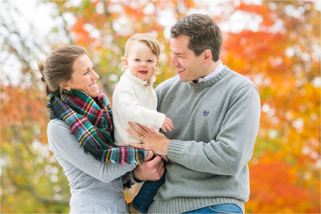 Fall Mini-Family Sessions : Towson, MD
