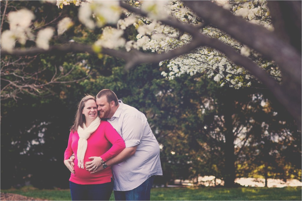 Mt Airy Maternity : Lindsey & Rob
