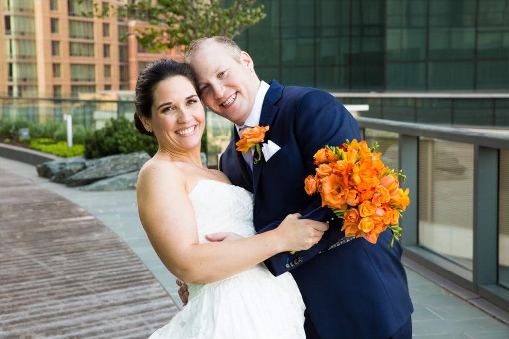 Four Seasons Baltimore : Sienna & Josh