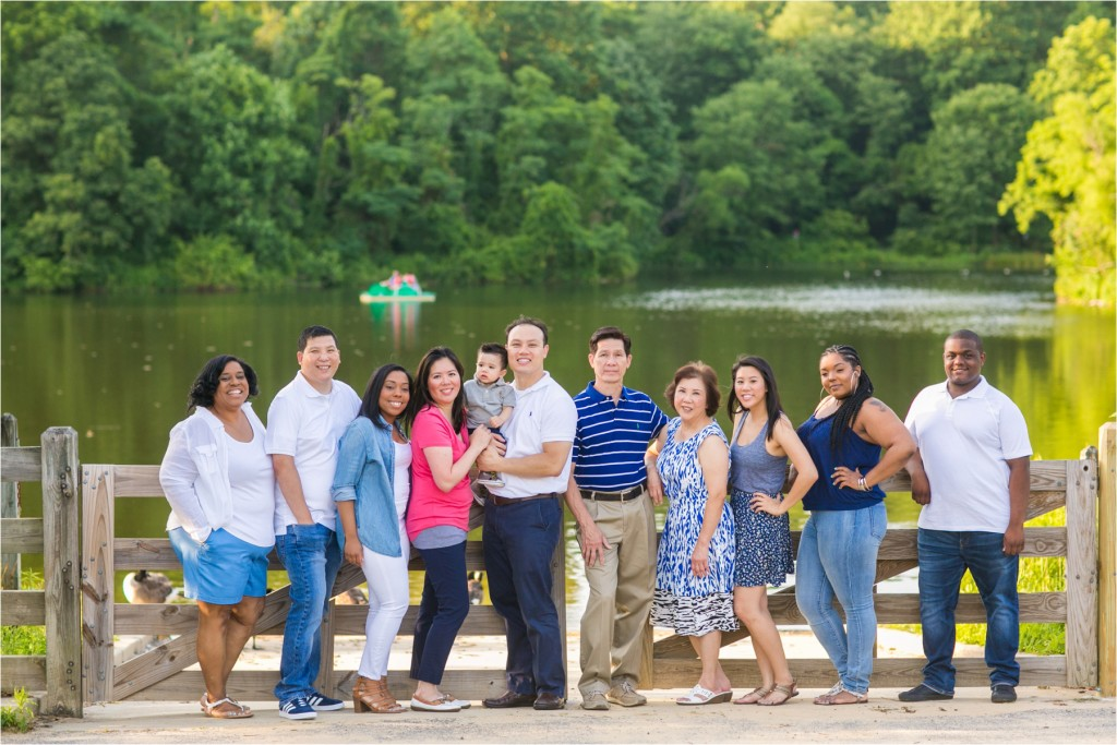 Columbia Family Photographer : Le Family