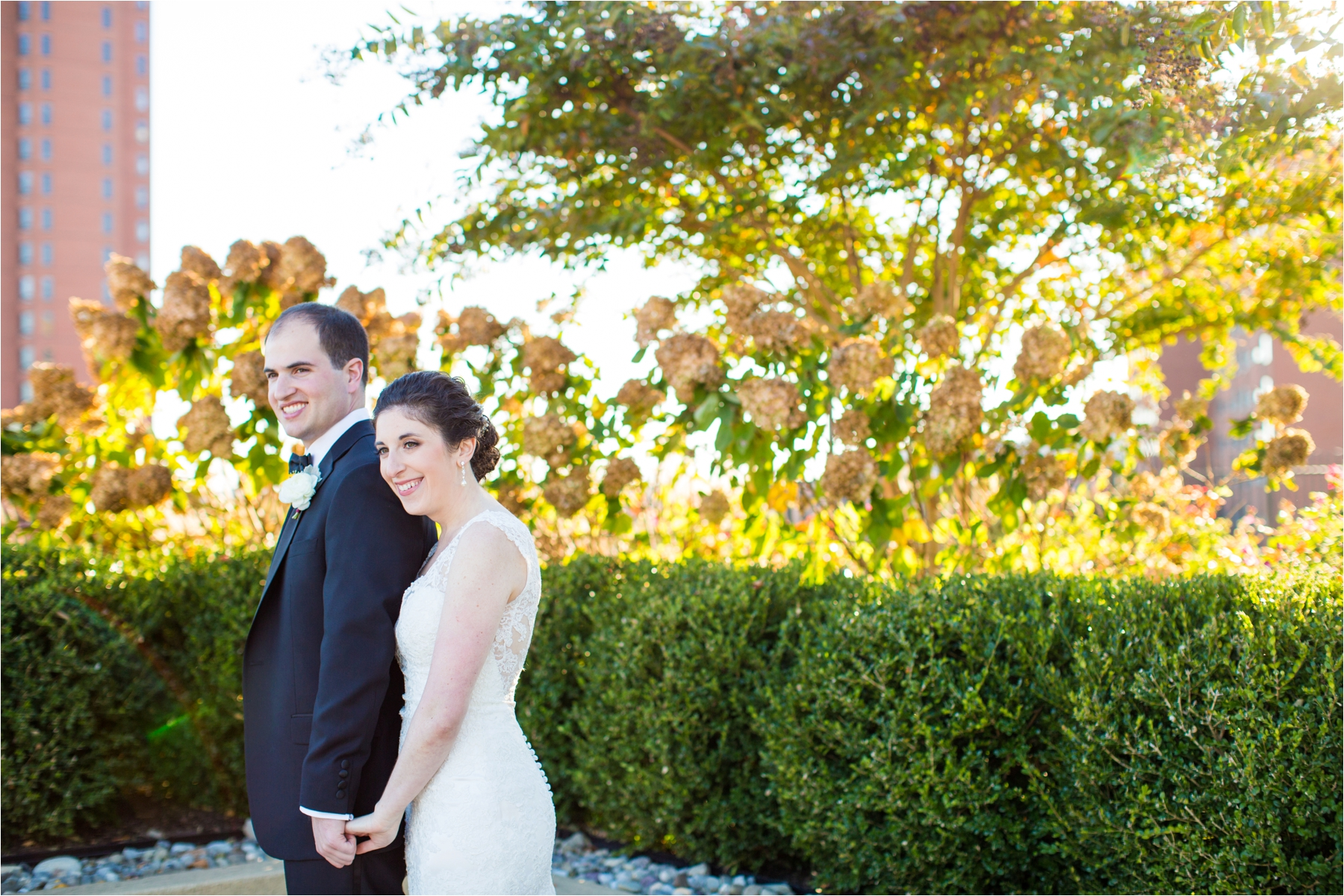 Hyatt Regency Wedding : Shari & Evan