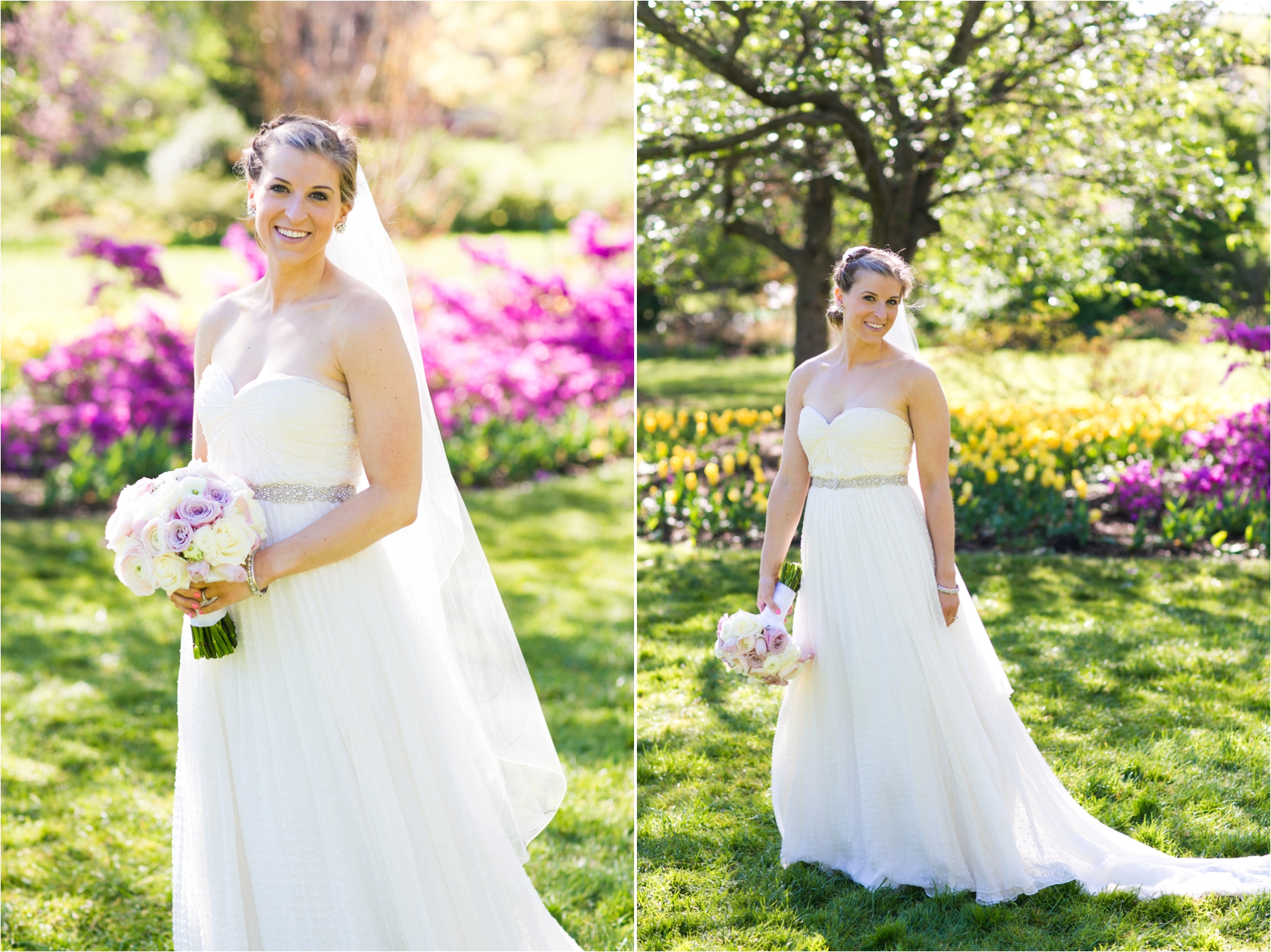 Bridal Portraits: Sam