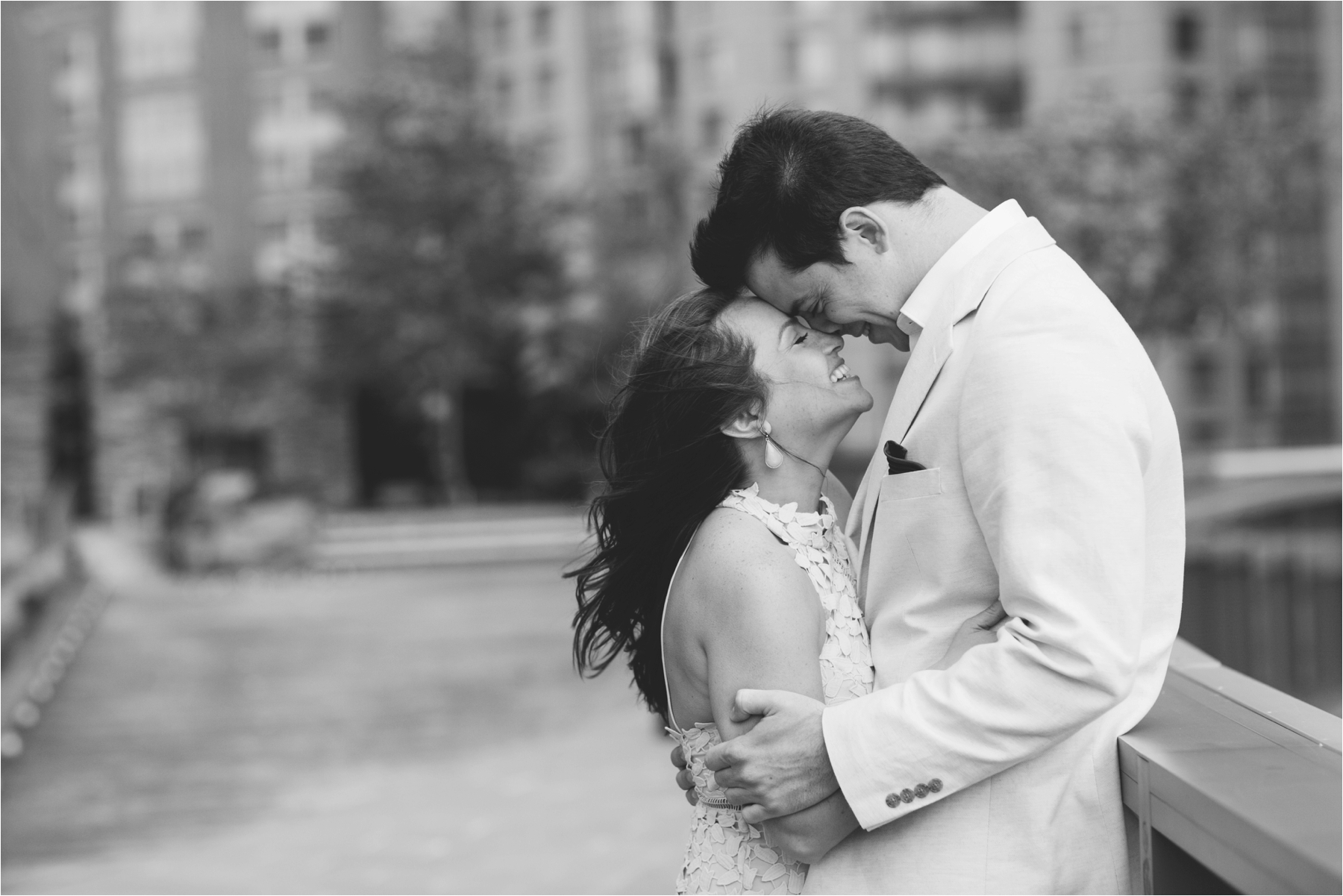 Four Seasons Baltimore : Jenn & Brad : The Proposal