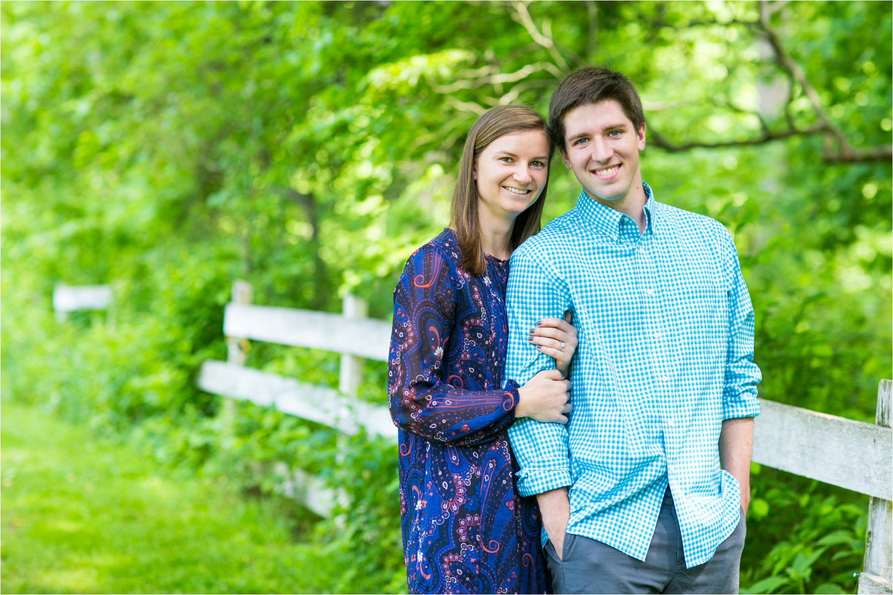 Cromwell Valley Park Engagement : Max & Paige