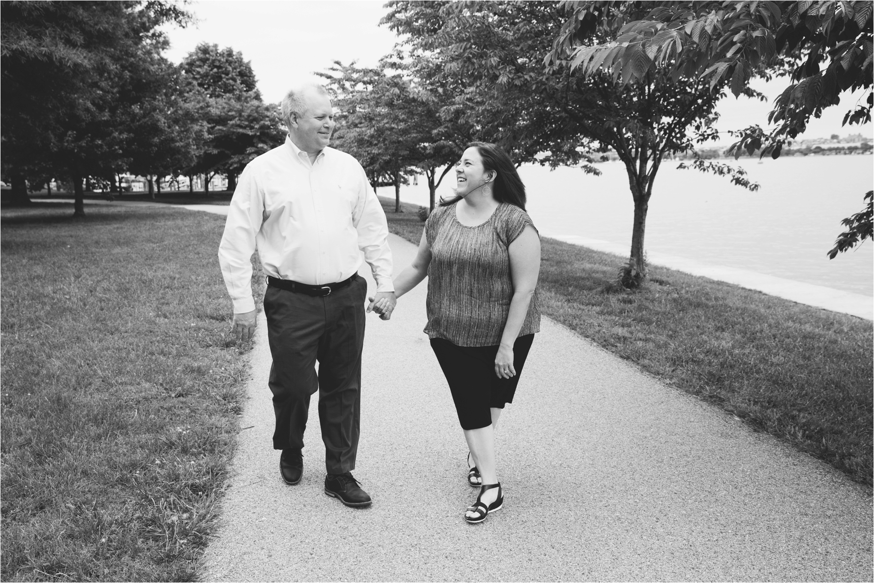 Fort McHenry Engagement : Kristi & Jim